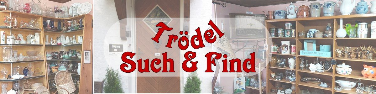 Such & Find Logo